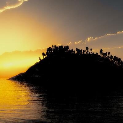 Riccardo gutta 4 tramonto 1