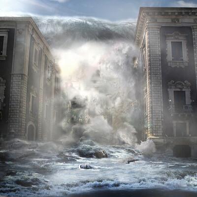 Riccardo gutta 5 tsunami