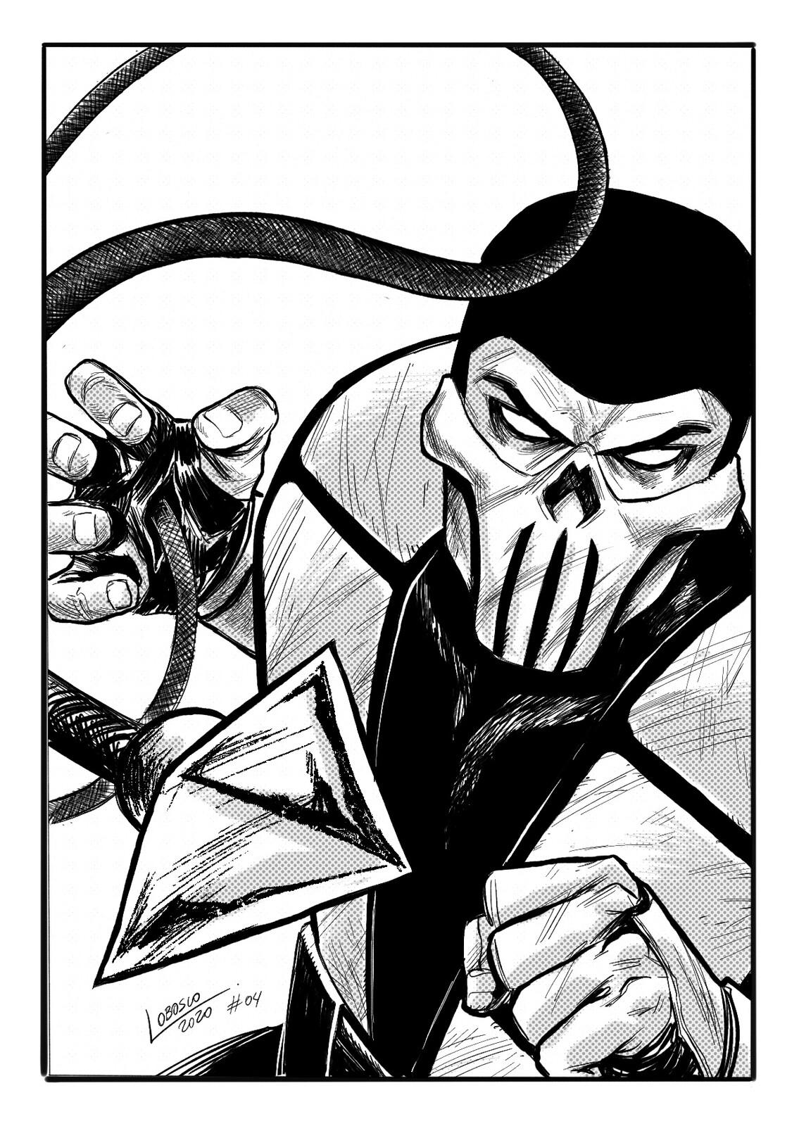 Scorpion - MK 4