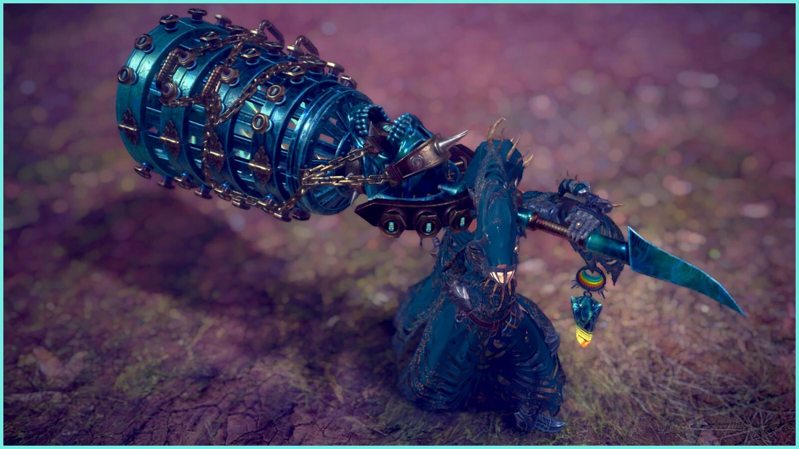 Screenshot in Monster Hunter: World
