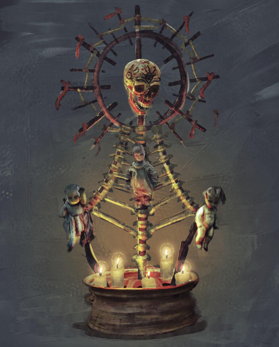 Bone Shrine Concept