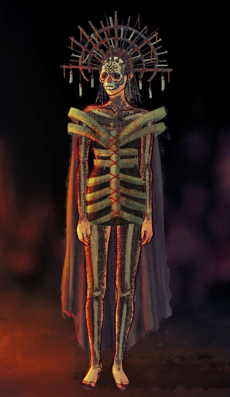 High Priestess Concept