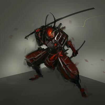 Benedick bana ninja final
