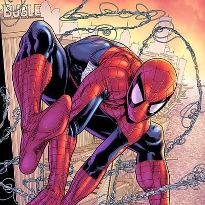 Maksim strelkov spider man by dextervines