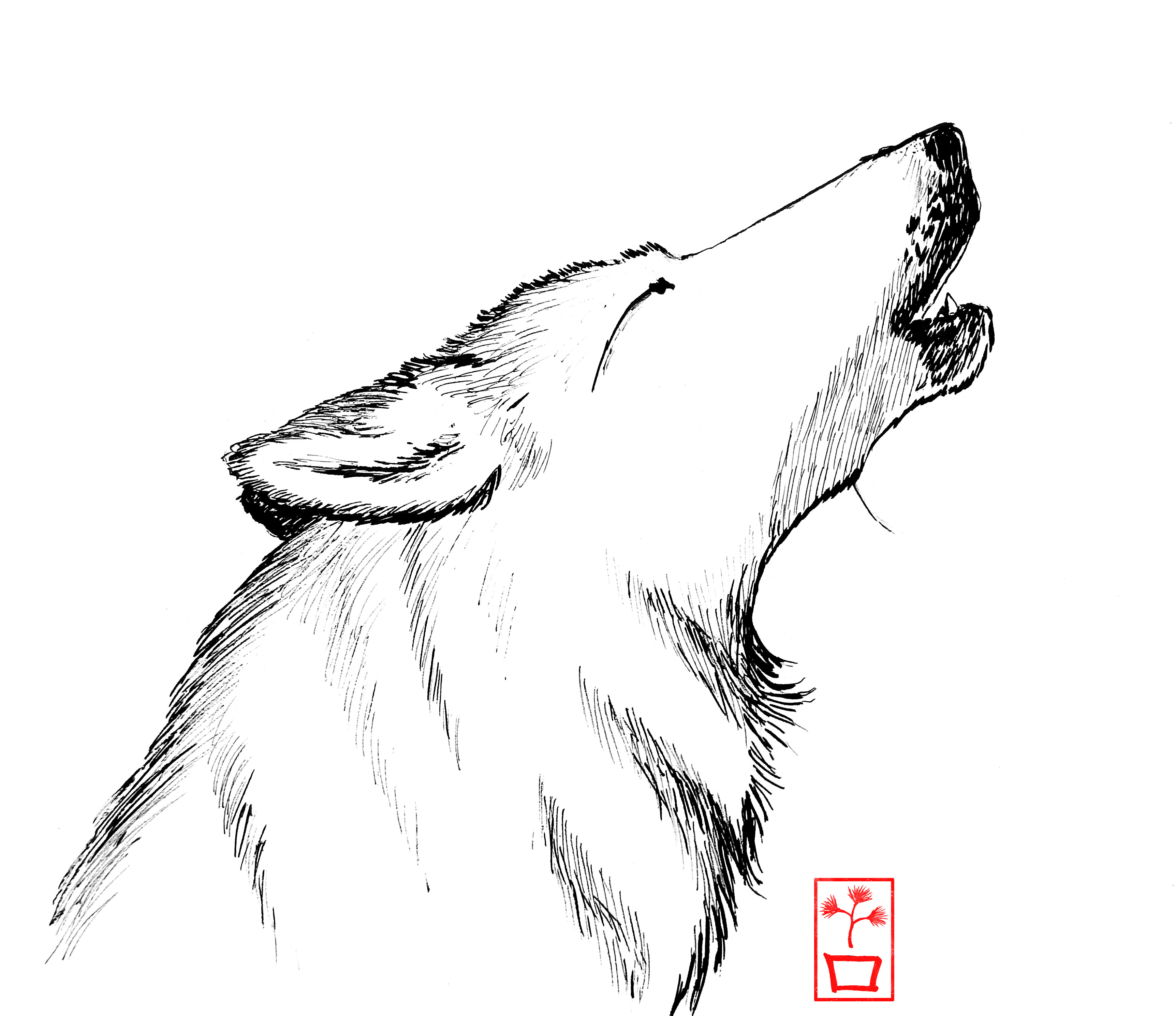 Howling Wolf Inks