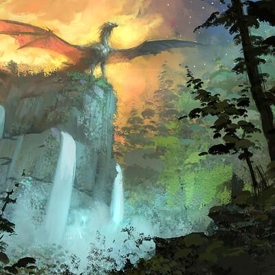 Eben schumacher live stream 16 dragon scene 2