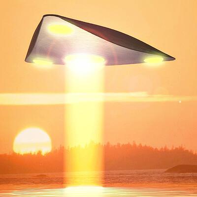 Luca oleastri ufo twilight
