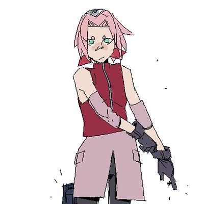 Sakura ( Naruto Shippuden )