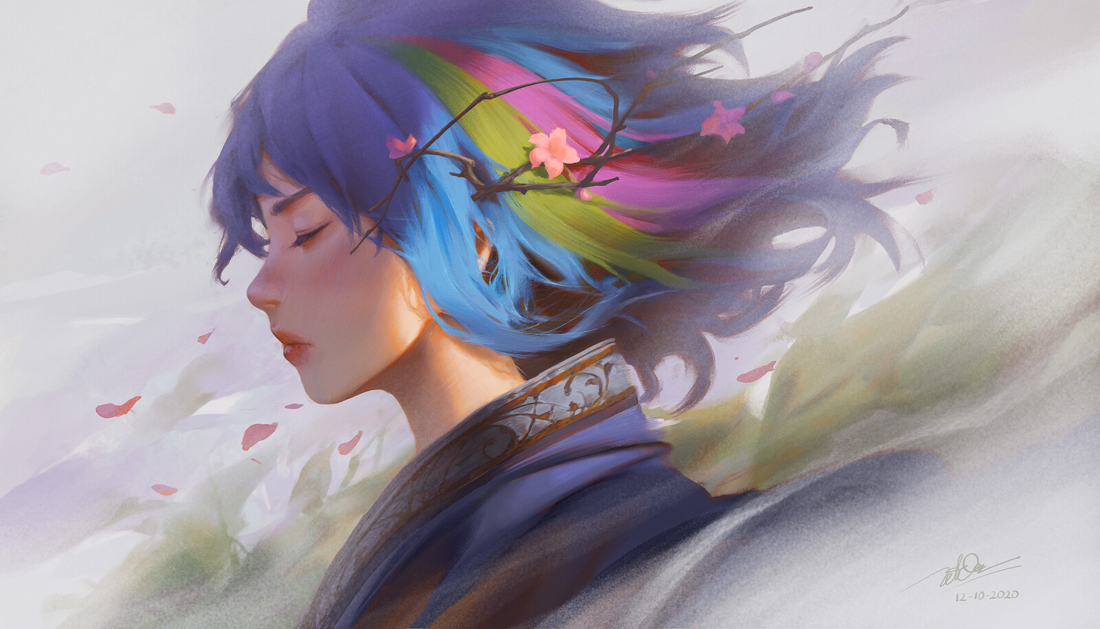 Wind - personal project