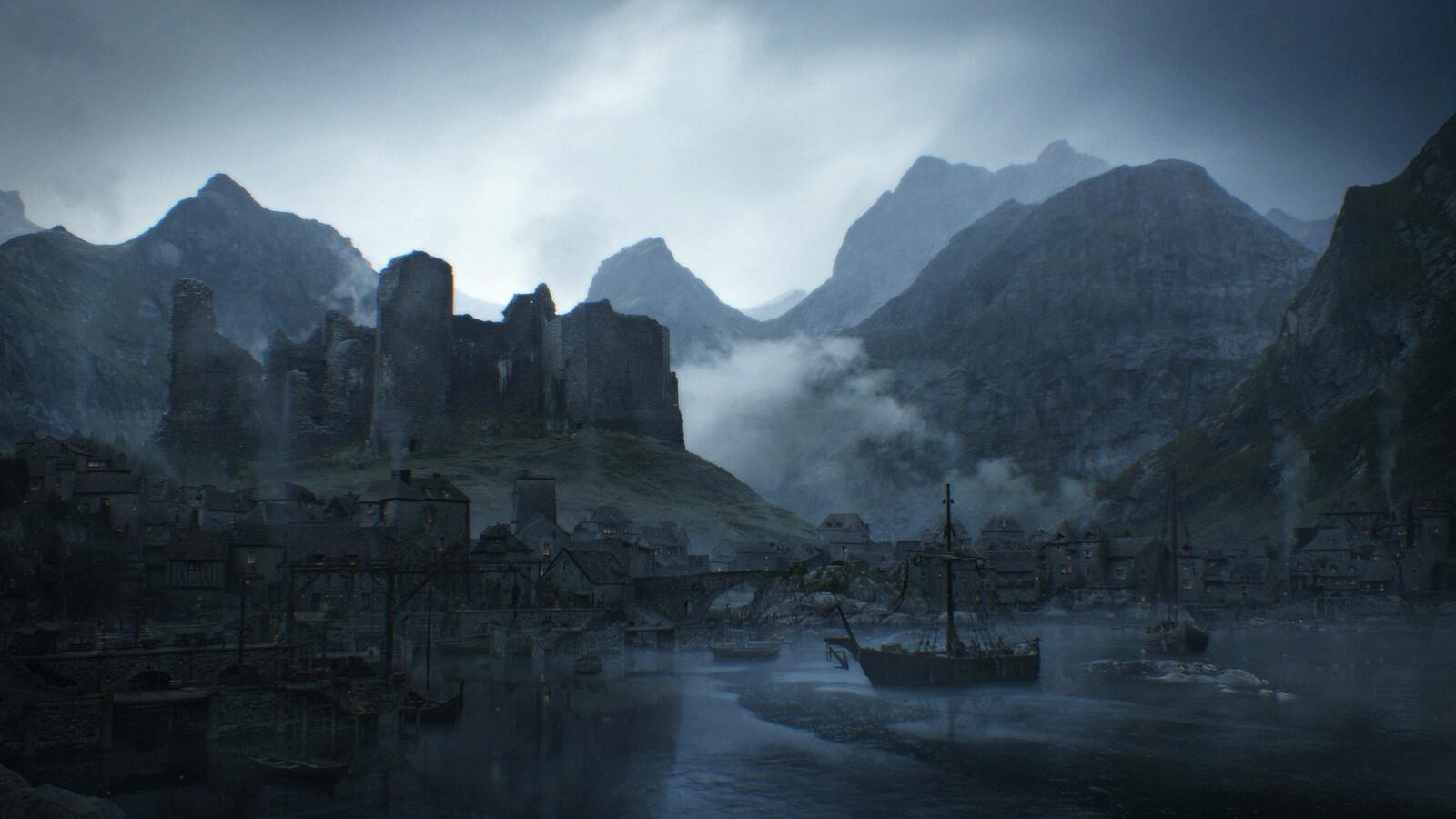 Unseen Westeros: Port of Ibben