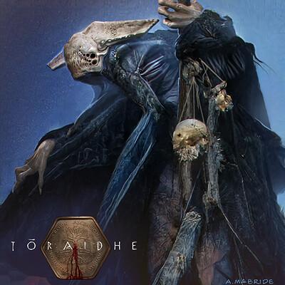 Aaron mcbride toraidhe shaman final w seal