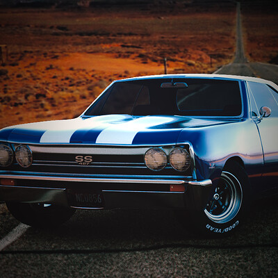 Carlos andres uribe chevelle 5