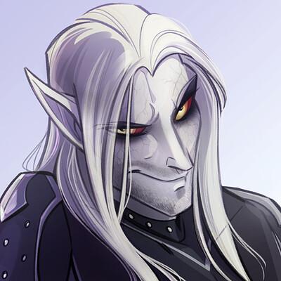 Shamine king one smarmy vampire da