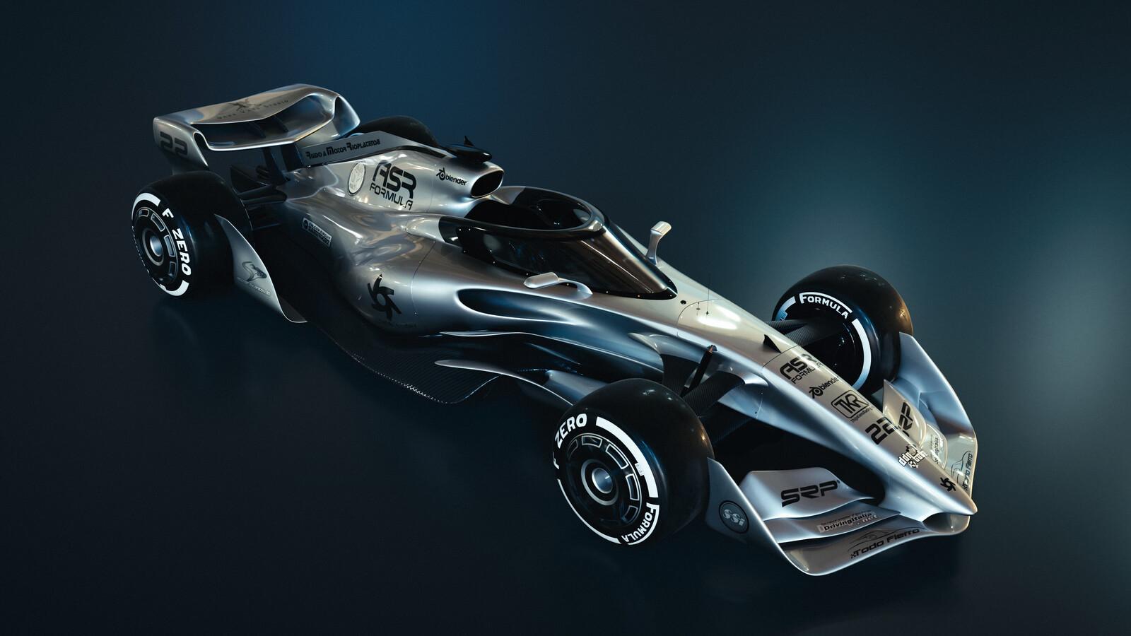F1 concept Octane