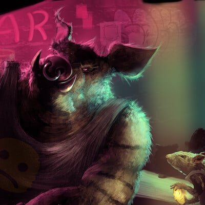 Konstantin vohwinkel pig bar 04