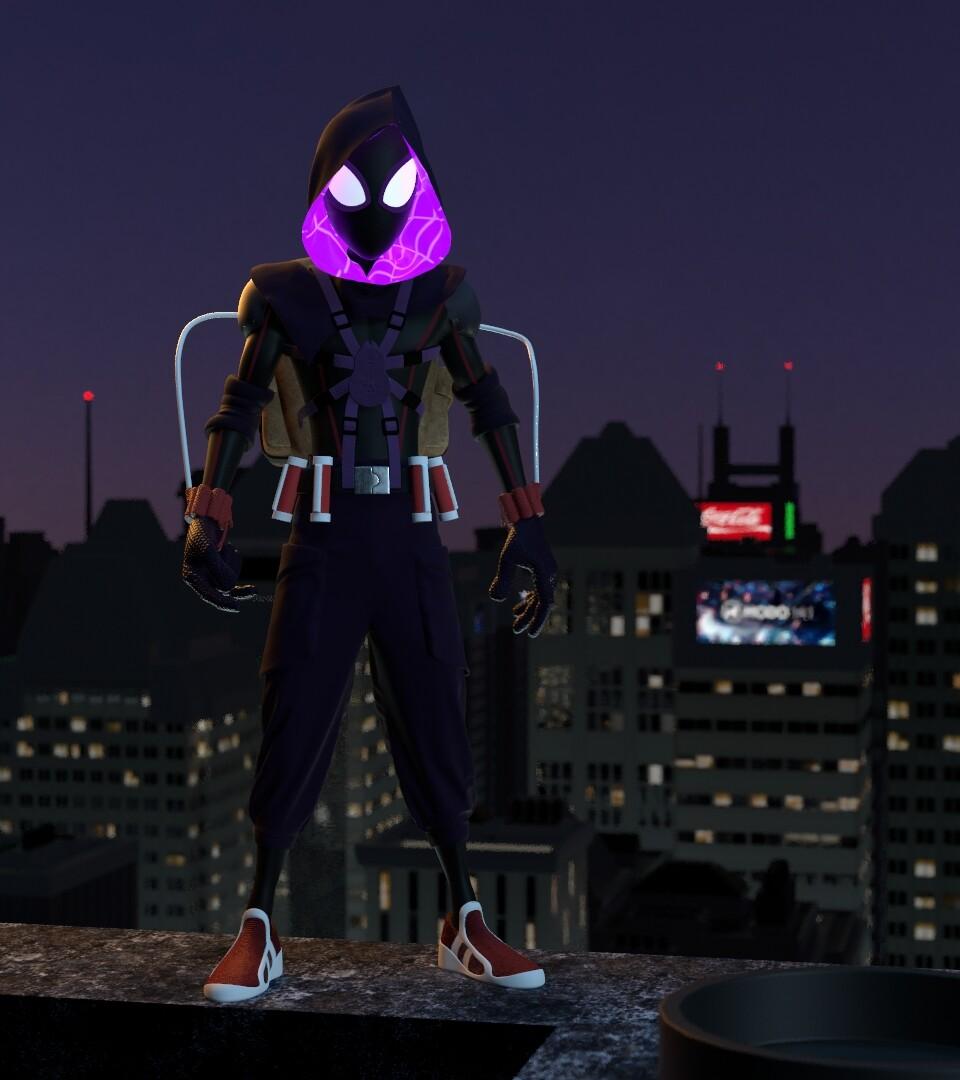 Spidersona 2020