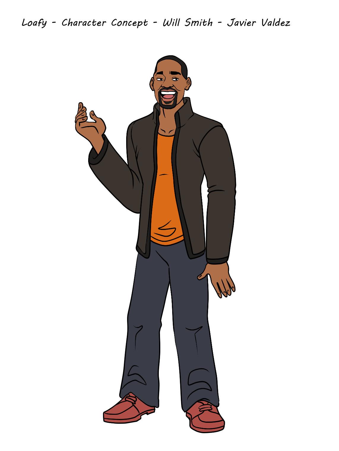 Will Smith, voiced by Jay Pharoah