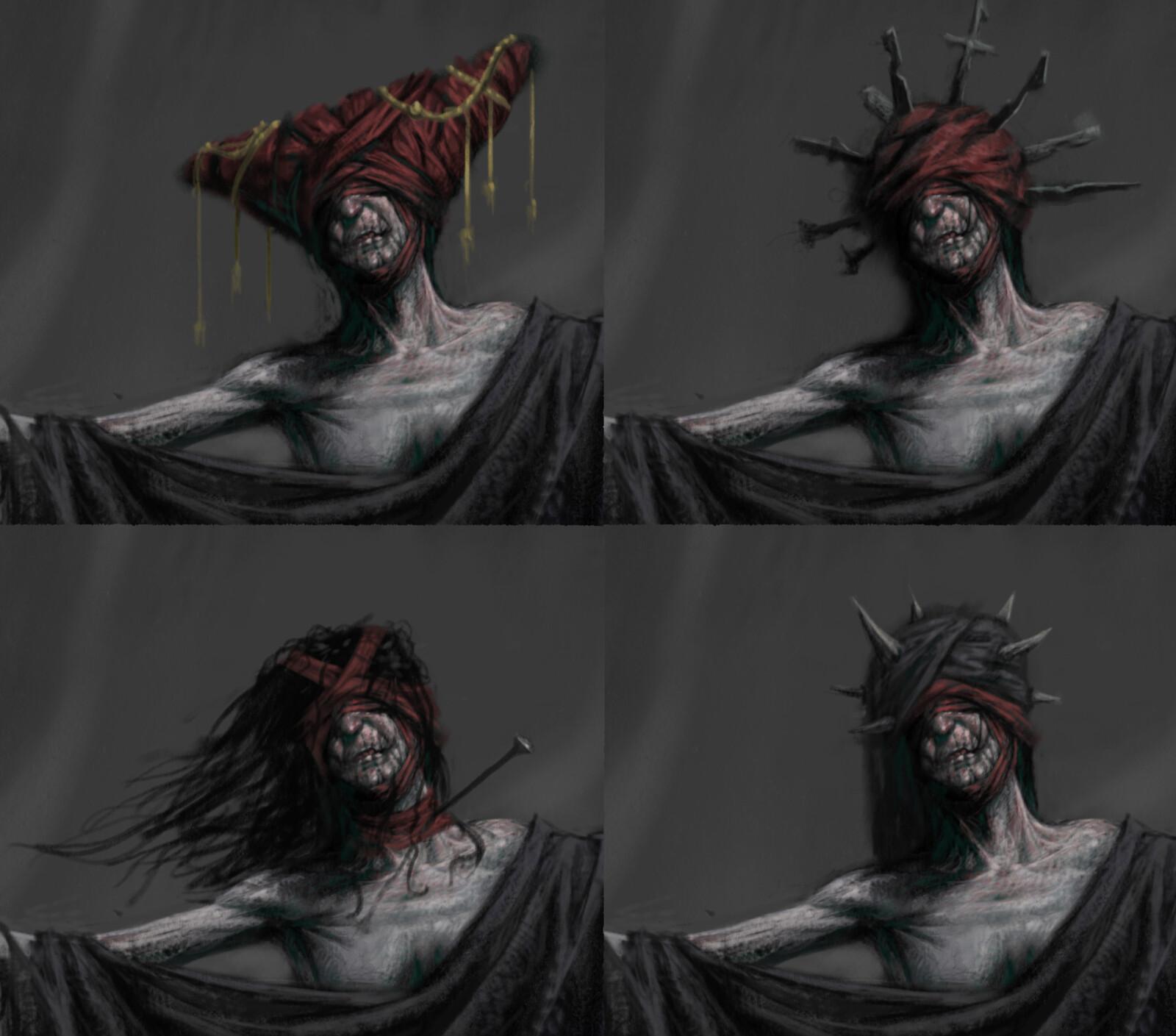 Head Variants