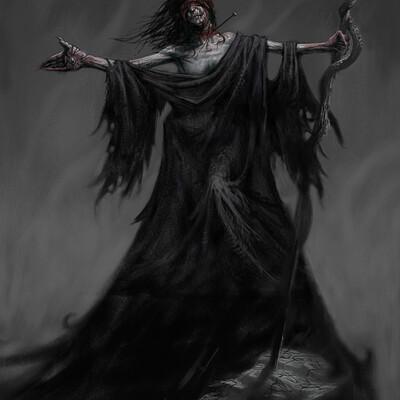 Snake-eyed Witch
