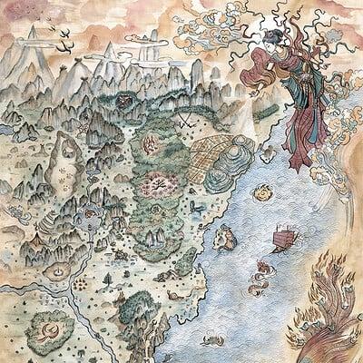 Francesca baerald fbaerald ffgl5r phoenixlands map