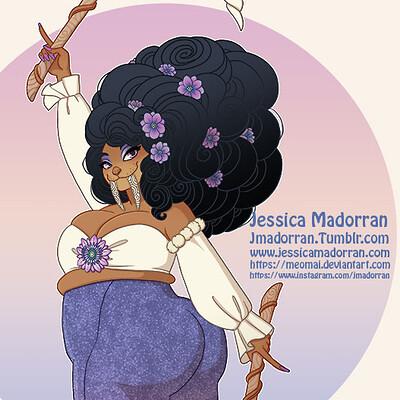 Jessica madorran commission sassy walrus tapeesa 2020 artstation