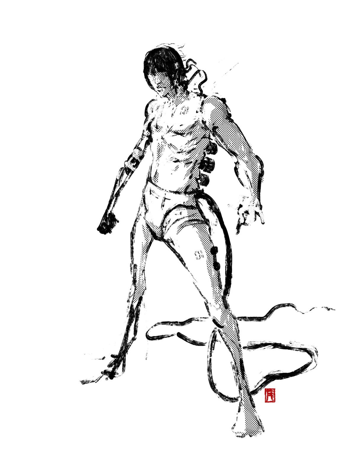 Jockstrap Man//01