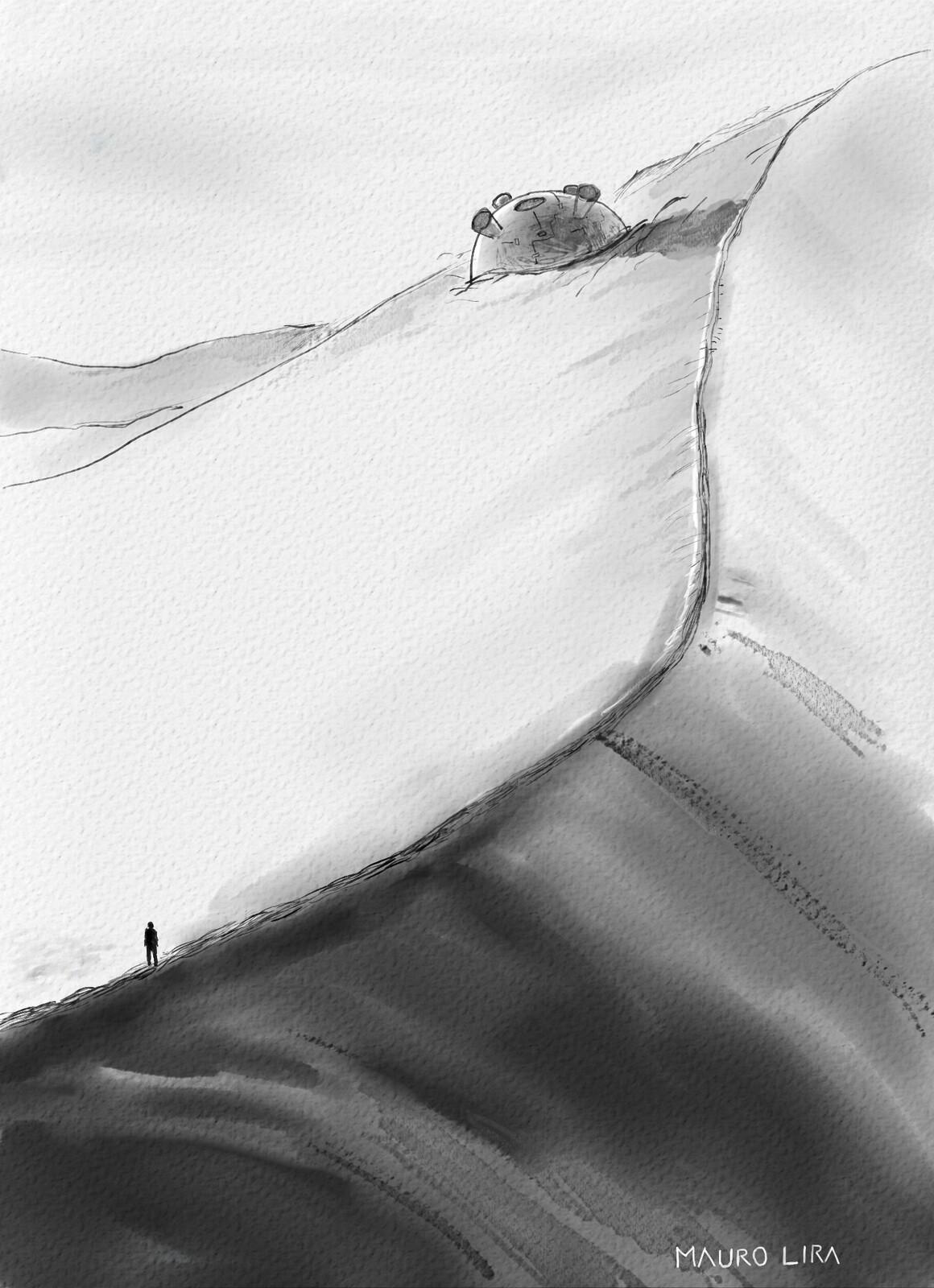 Day 13 dune