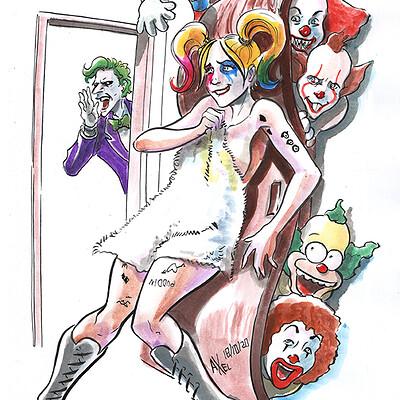 Axel medellin 3339 clown