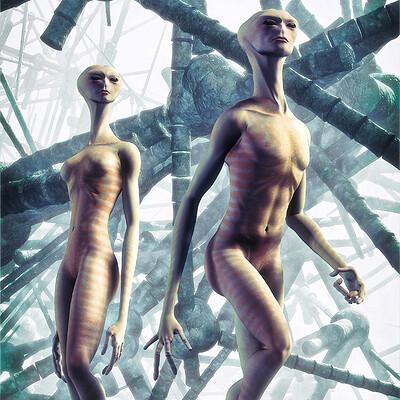 Luca oleastri an alien world