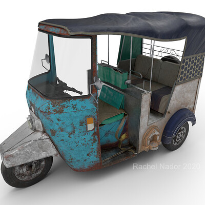 Rachel nador tuktukpersp i