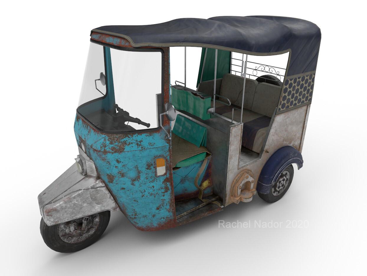 Auto Rickshaw (Tuk Tuk)