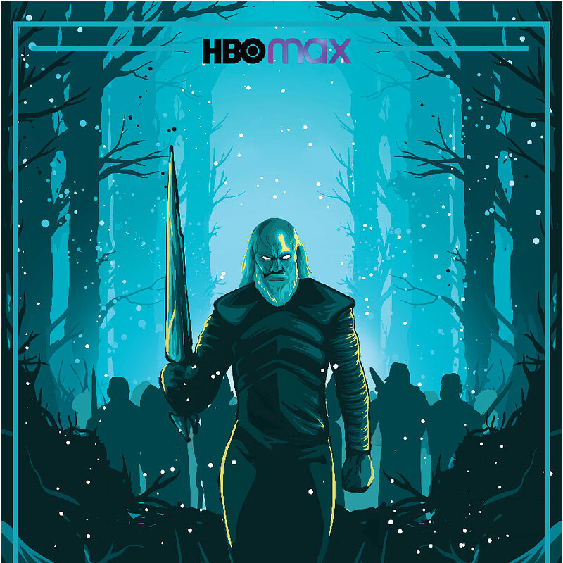 HBO MAX - Game of Thrones Tarot Cards