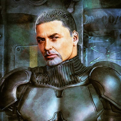 Luca oleastri the commander