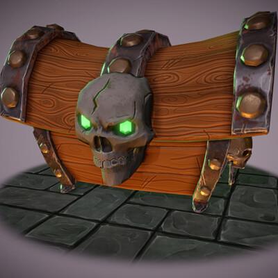 Francesco fieni cursed treasure chest