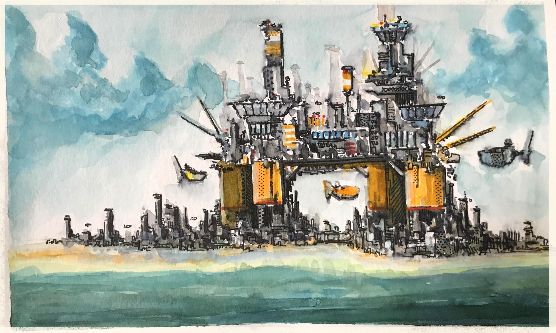 Watercolor sketch1