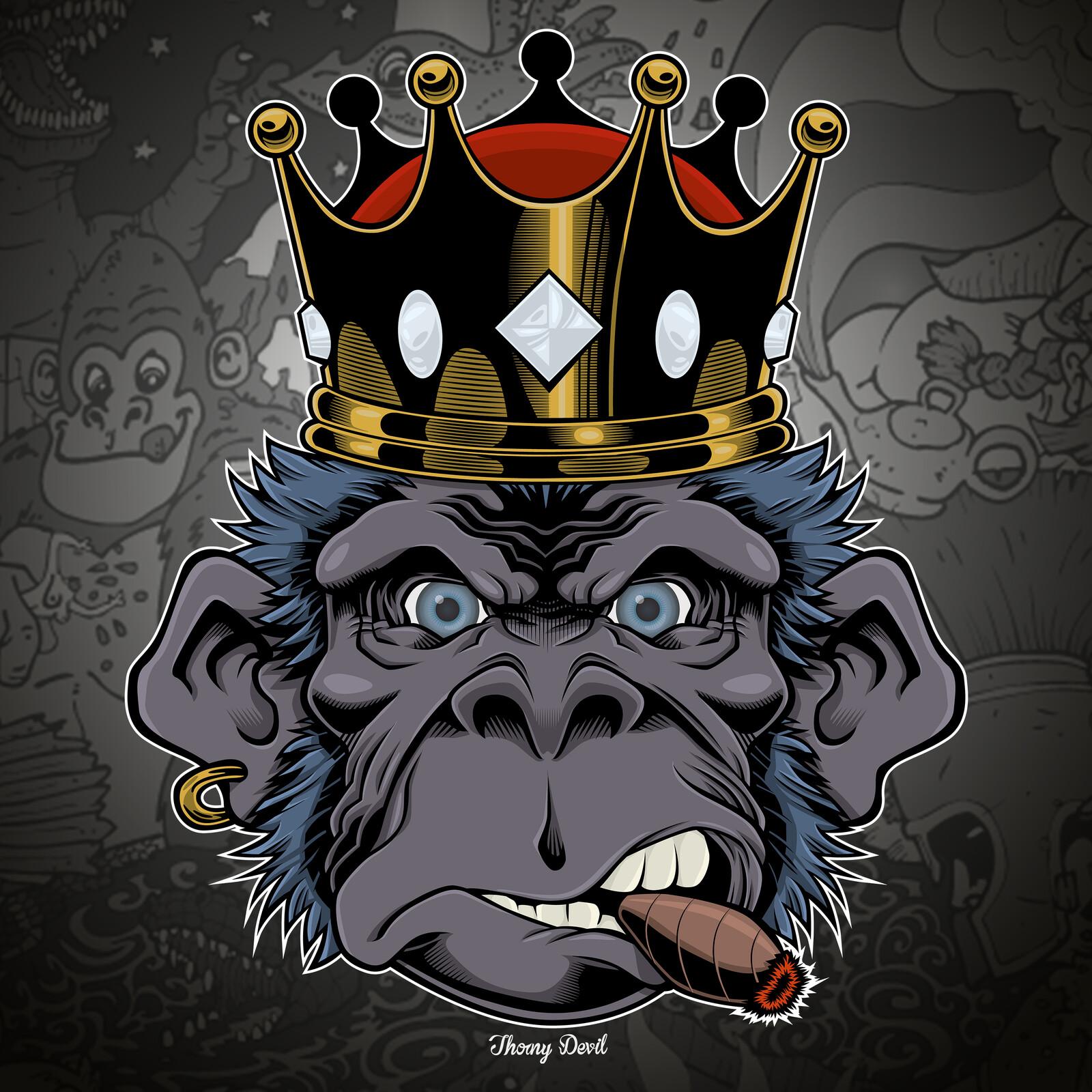 The Chimp Pimp