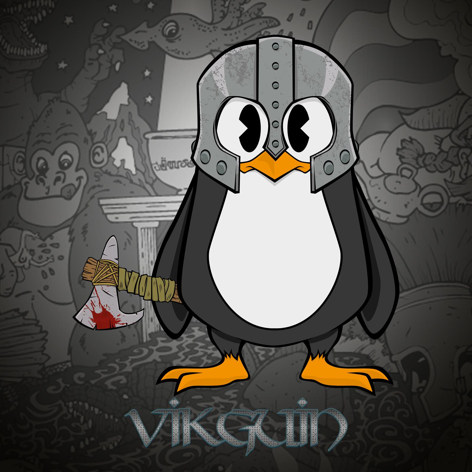 Vikguin - Vikings TV
