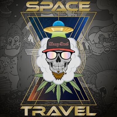 Thorny devil artstation spacetravel