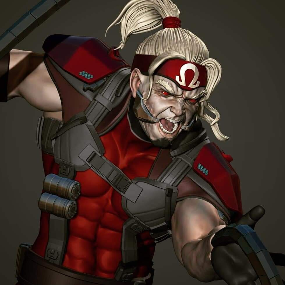 Working Omega Red...