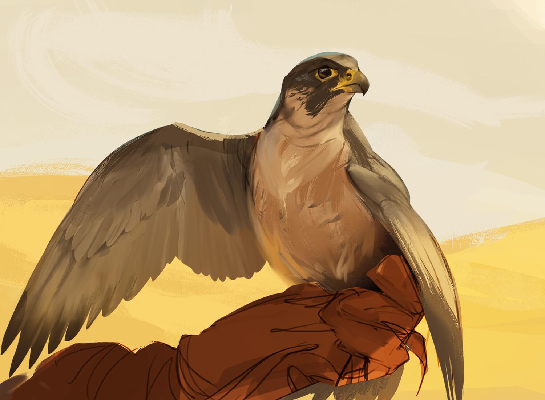 FalconWIP