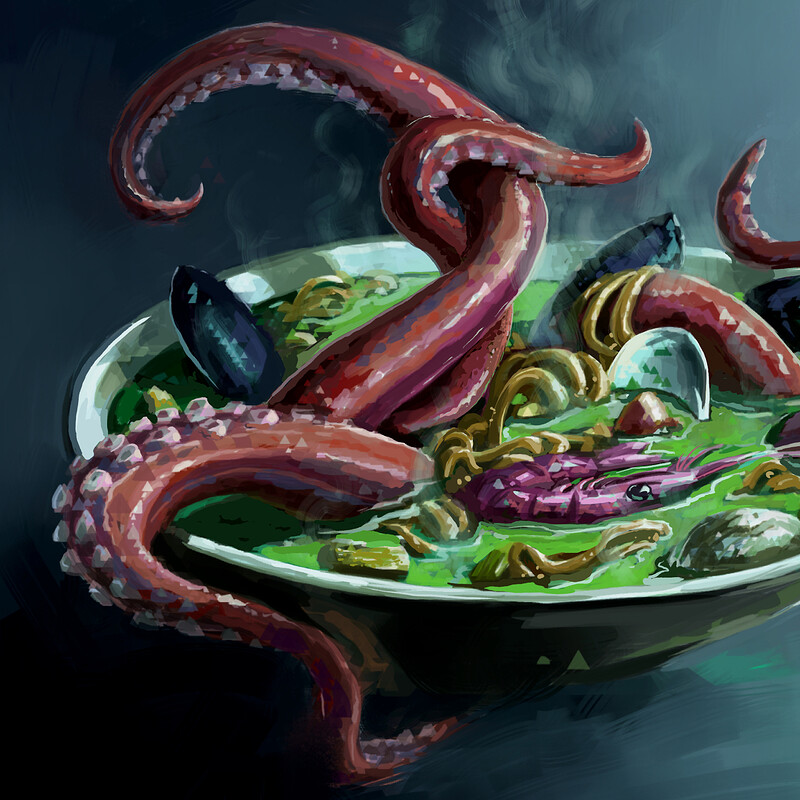 Creepy soups