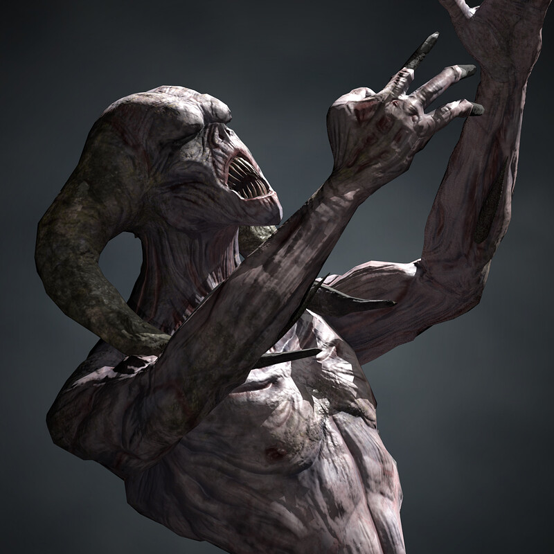 CRIT Videogame Creature 2020