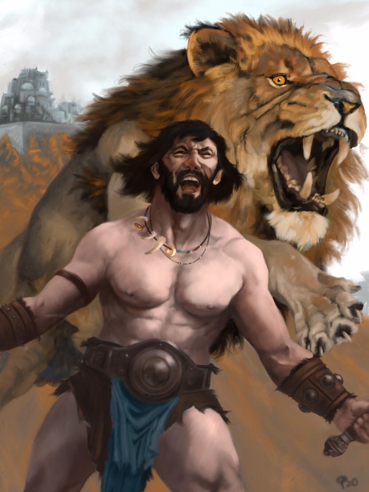 King of Aquilonia