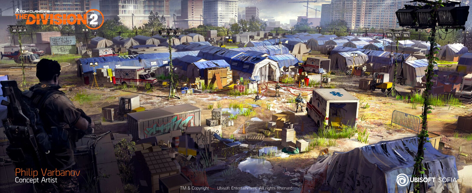 The Division 2 - Field Hospital