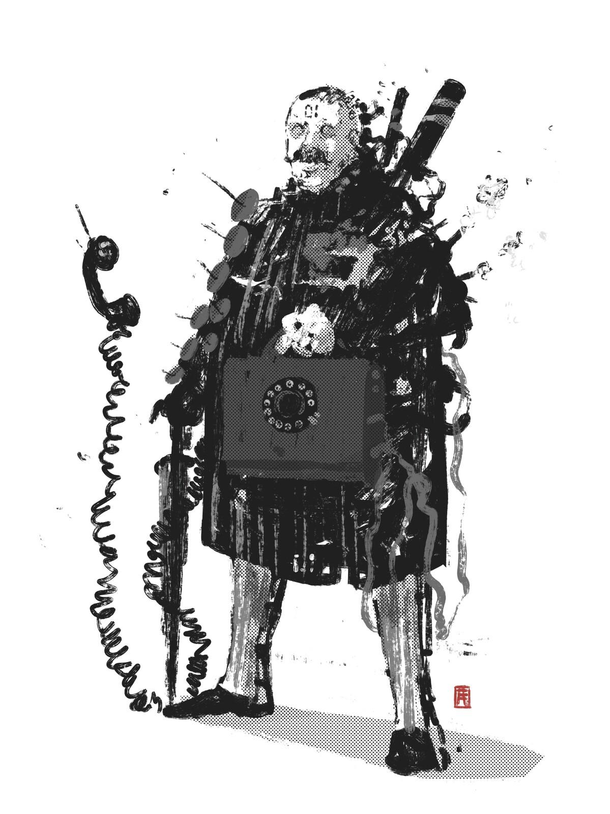 Lord-Ministër of War//01