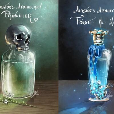 Magical kaleidoscope alastor apothecary 09 12