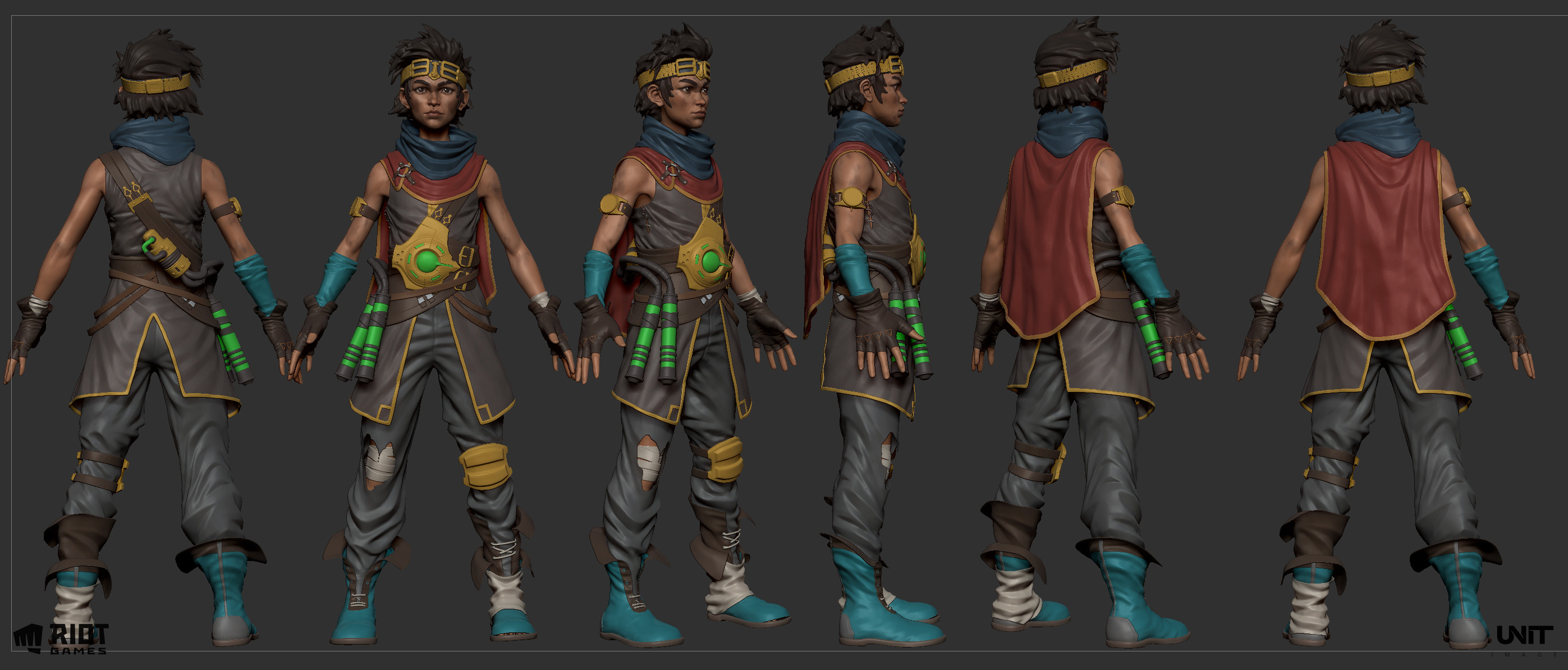 WIP - zbrush concepting