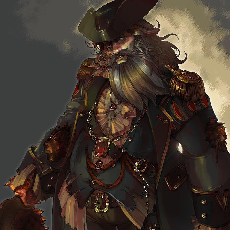 Captain Marsh [LOVECRAFT]