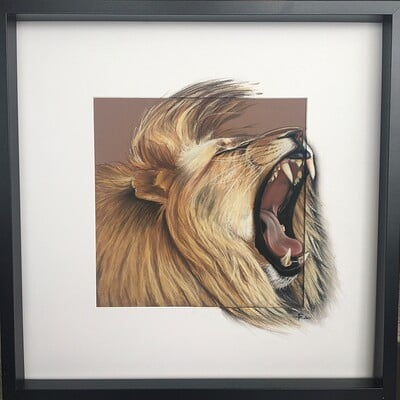 Reg art de vie lion