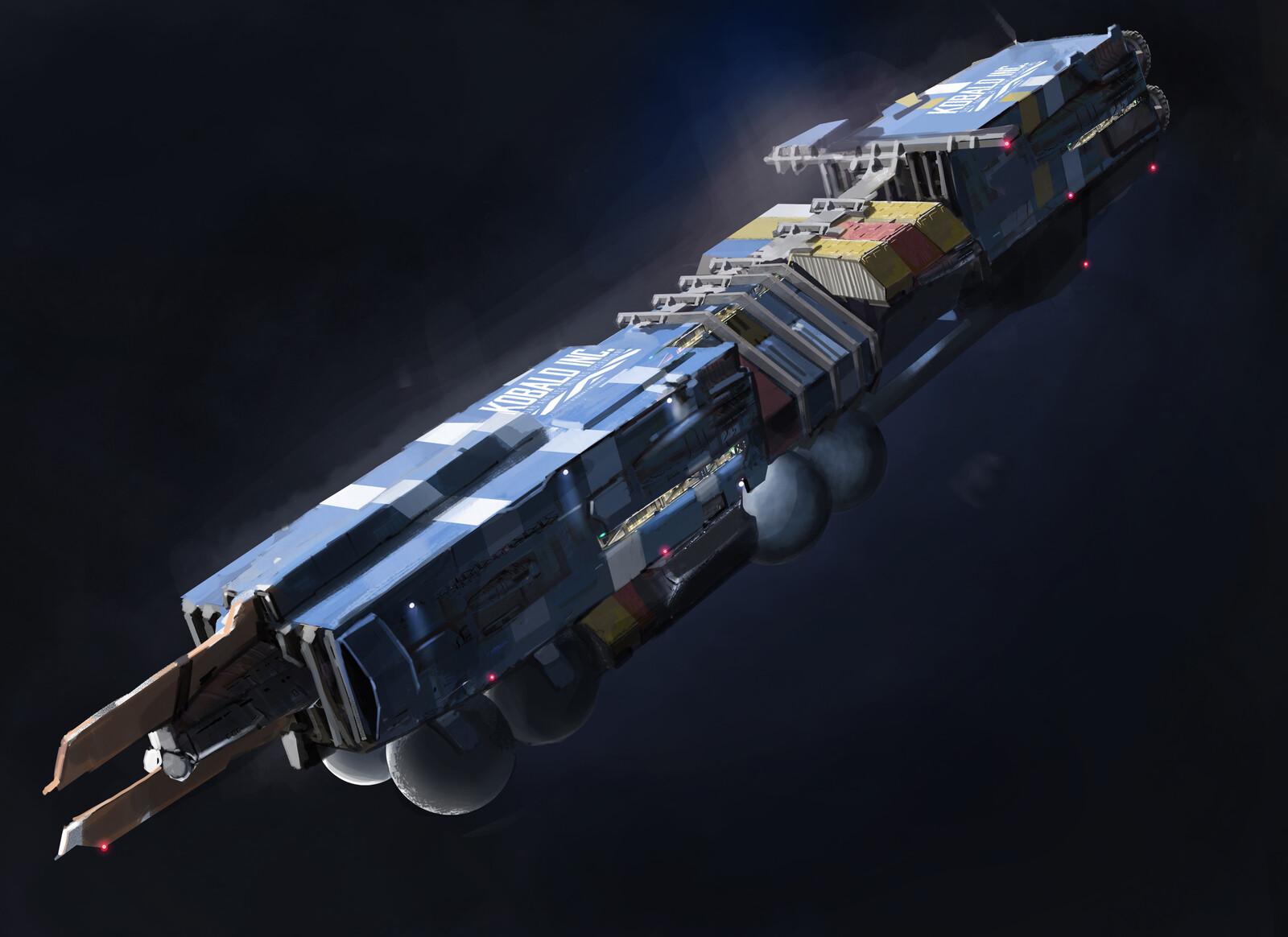 Cargoship number 2